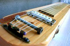 Handmade Lap Steel Guitar by hansonmusicworks on Etsy, $170.00