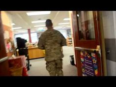 """[VIDEO] Soldier on Leave Surprises His Six Children One-by-One     """"My husband came home on leave May 10, 2012 from Afghanistan and surprised our 6 children. He hadn't seen the kids in almost 7 months… grab some tissue. This video is for my children. The had a very long deployment without their dad who is currently still over there. And this video just lets everyone know how much a child loves their dad and how much a dad loves his children no matter how far away he is. FAMILY is always…"""