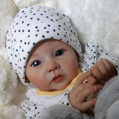 Reborn Baby - Raven by Ping Lau Limited Edition