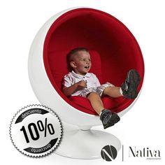 Este mes del niño – Silla Ball para niños Durante todo Abril 2018 silla Ball para niños de $10,599 a $9,539 (IVA incluido) Colores: Blanco/Rojo Promoción válida hasta el 30 de Abril o agotar existencias #SillaBall #EeroAarnio #NativaInteriorismo #MueblesDeDiseño  #Mexico #CDMX #RomaSur #LaRoma #TiendaDeMuebles #Muebles #Furniture #Diseño #Design #Decoracion #Decoration #Arte #Art #Interior #Interiores #Niños #Kids #Silla #Chair #Estilo #Calidad #Colores #Colors #Designer #Diseñador…