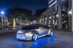 #Mercedes #Benz #Vision #Tokyo #Pluginhybrid #hybrid #car