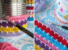 Handicraft Juffie: POT hooks look