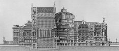 garnier opera house section - Google Search