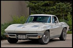 1963 Chevrolet Corvette Split Window Coupe  327/340 HP, 4-Speed    Bloomington Gold 2013