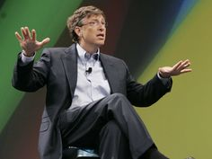 Infographic | Redefining The Super Hero, Or Why Bill Gates Is Better Than Batman