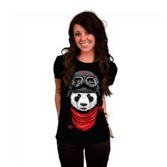 Daily Tee The: Happy Adventurer custom t-shirt design
