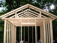 M. Robinson 12x12 Storage Bldg. Construction Bob Webb/Home Services Management Aug 22, 2009 Length: 9:36
