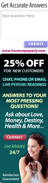 Click here to get a FREE membership to video call the world's most renowned Psychics from the comfort of your home---See Details Here: http://www.horoscopeyearly.com/all-about-astrology-online/