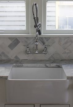 wall mount kitchen faucet with sprayer | Kitchen faucets ...