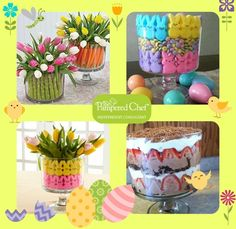 Spring Trifle Bowl ideas