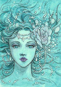 Pearls by Mitzi Sato-Wiuff