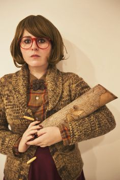 Log Lady Costume   Twin Peaks