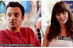 """23 Reasons Jess And Nick From """"New Girl"""" Need To Get Back Together Immediately"""