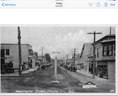 #1. Washington Street Fraser Valley, Washington Street, Post Office, Vancouver, Street View, History, World, City, Historia