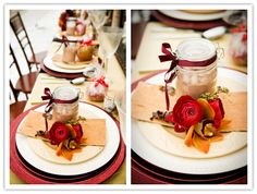 country table favors