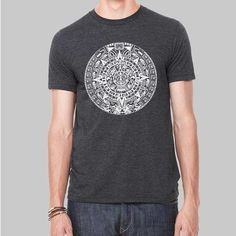 6d7dec454 Mens Aztec Shirt | Mayan Graphic T Shirt for Men, Mens Clothing Gifts