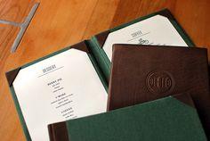 Hugo's menu