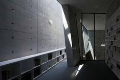 Studio of Light,Courtesy of  Tadao Ando Architect & Associates