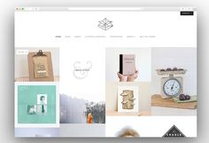Here is the collection of best simple WordPress Themes that will allow you to create simple website effortlessly with their simple and friendly interface. Simple Wordpress Themes, Simple Website, Photography Website, Blog Design, Gallery Wall, Typography, Frame, Treats, Home Decor