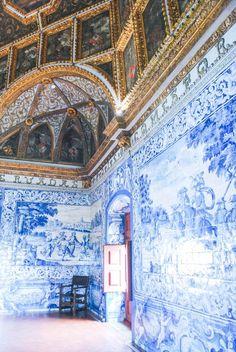 Palácio da Vila - Sintra (Portugal)