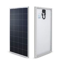 20 A LCD PWM solar charge controller 2 pieces 100 W monocrystalline solar panel Sungoldpower 200 Watt 12 V monocrystalline solar module