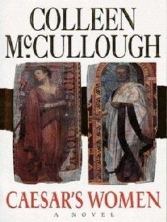 Caesar's Women is the fourth historical novel in Colleen McCullough's Masters of Rome series, published on 21 March 1996. Plot summary  The novel is set during a ten-year interval, from 68-58 BC, which Julius Caesar spent mainly in Rome, climbing the political ladder and outmaneuvering his many enemies. It opens with Caesar returning early from his quaestorship in Spain, and closes with his epochal departure for the Gallic campaigns.  Some of the pivotal moments include Caesar's marriage