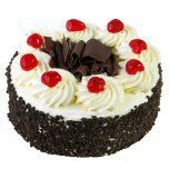 An online cake delivery portal, offering delicious cakes with free home delivery service. This online cake shop deals in all types of delicious cakes for every occasion. Order cake online for ✓Same Day Delivery ✓Midnight Delivery ✓Within Few hrs Delivery. Black Forest Cake Recipe From Scratch, Cake Recipes From Scratch, Patisserie Fine, Online Cake Delivery, Cherry Cake, Cake Online, Online Gifts, Cake Shop, Savoury Cake