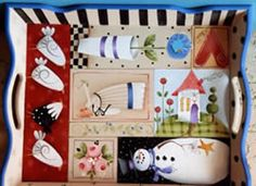 Patches Tray packet by Shara Reiner CDA