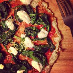 Pizzabotten med nästan inga kalorier alls! - http://www.mytaste.se/r/pizzabotten-med-n%C3%A4stan-inga-kalorier-alls-133110336.html