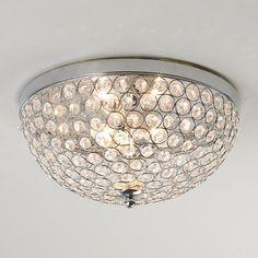 Crystal Jewel Ceiling Light - Shades of Light $99