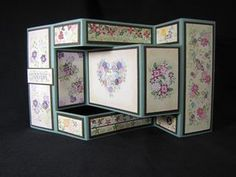 By Yumy. Uses Rubber Stamp Tapestry peg stamps.