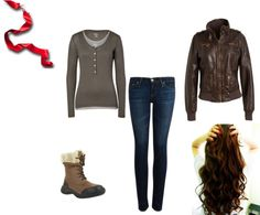 """""""Bella Swan Inspired"""" by madeleine777 ❤ liked on Polyvore"""