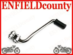 Brand New Heel /& Toe 5 Speed Gear Lever For Royal Enfield Bullet Classic 350//500