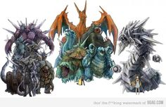 Akai Tera has just re-imagined the regular cute Pokemon into something epic! If they ever make a Pokemon game that's this intense, the whole world would be up. Creepy Pokemon, Real Pokemon, Pokemon Fusion, Pokemon Red, Pokemon Stuff, Fan Art Pokemon, Manga Anime, Creature Concept, Pics Art