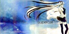 Vocaloid (Supercell feat. Hatsune Miku Ost) - Scan 04