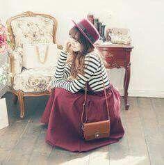 Fashion retro