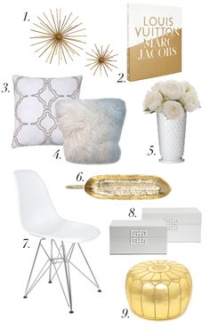 1000 Ideas About Gold Home Decor On Pinterest Gold Living Rooms Gold Office Decor And Home Decor