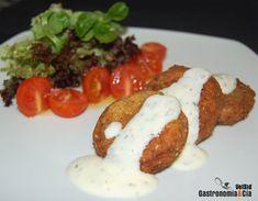 Receta de Falafel, de Gastronomía  Cía