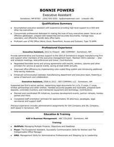 Executive Administrative Assistant Resume Sample Monster with size 1700 X 2200 Executive Assistant Resumes Templates - A lot of time supervisors find it