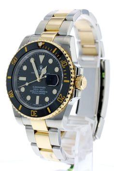 Rolex Submariner Date & Stainless Steel … Rolex Watches For Sale, Ebay Watches, Men's Watches, Luxury Watches, Watches For Men, Rolex Diver, Rolex Submariner No Date, Breitling, Cartier