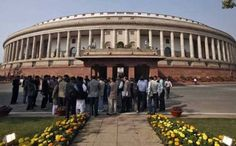 The next session of Parliament beginning Monday is all set to be a stormy affair with many Opposition parties closing ranks over the imposition of Presidents' Rule in Uttarakhand. Farmer Painting, Houses Of Parliament, New Delhi, Places To Visit, Politics, Street View, World, Travel, News Track