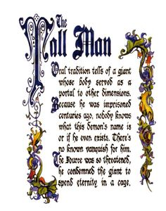 Charmed Series Book of Shadows: The Tall Man Witch Spell Book, Witchcraft Spell Books, Wiccan Spells, Magic Spells, Magick, Demon Spells, Wiccan Witch, Charmed Spells, Charmed Book Of Shadows