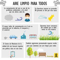Seguiremos impulsando medidas y políticas públicas que garanticen el cuidado de las áreas verdes, de los principales pulmones de Querétaro y del aire.