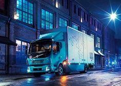 De Elektrische Volvo FL Electric Trucks Voor Stedelijke Distributie en Afvalinzameling by Volvo Trucks