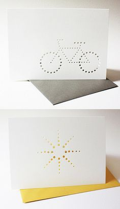 Pretty punched cards!