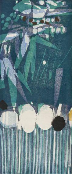 Spring Snow Uchima Ansei (United States, California, Stockton, 1921-2000) Japan, 1962 Prints; woodcuts Woodblock print Image: 30 3/4 x 13 1/4 in.