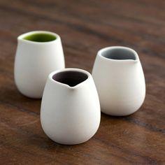 Mini creamers or little vase