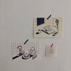 decor soft minimalistic aesthetic home interior korean apartment kawaii g e o r g i a n a : f u t u r e h o m e Art Inspo, Kunst Inspo, Inspiration Art, Art Sketches, Art Drawings, Simple Sketches, Character Illustration, Illustration Art, Medical Illustration