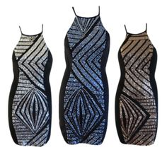 Sparkle in the spotlight in the Under The Lights Bodycon Dress! Only $44 #shoppitaya