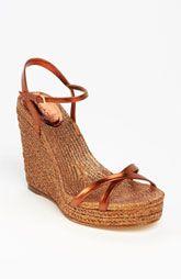 Gucci 'Lia' Espadrille Sandal